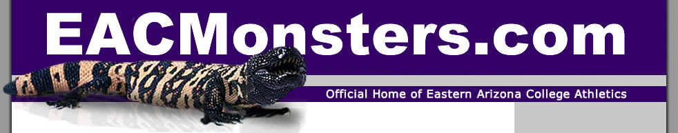 EACMonsters.com - Official Home of Eastern Arizona College Athletics